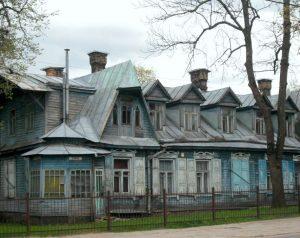 Vilnius, Žvėryno r., Vytauto g. 49/Stanislovo Moniuškos g. 6. Namas iš šiaurės vakarų / A. Stabrausko nuotr.