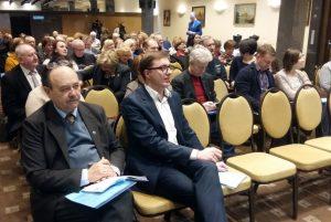 LPSK tarybos posėdyje – pasiruošimas VI-ajam suvažiavimui | Lietuvos profesinių sąjungų konfederacijos (LPSK) nuotr.
