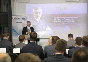 Dėl SGD terminalo valdžia privalo kalbėtis ir su verslu | Romo Jurgaičio ir Deniso Nikitenkos nuotr.
