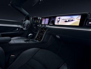 Autonomiškai judantys automobiliai | Samsung nuotr.