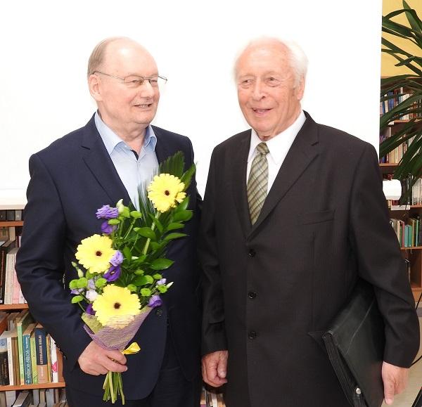 Pagerbtas didis ir paprastas Ignalinos krašto ir Lietuvos žmogus | Ignalinos rajono savivaldybės nuotr.