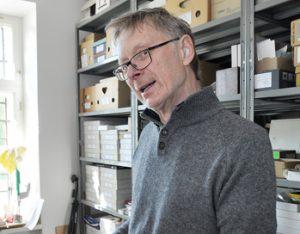 Archeologas Donatas Butkus | pajurionaujienos.lt nuotr.