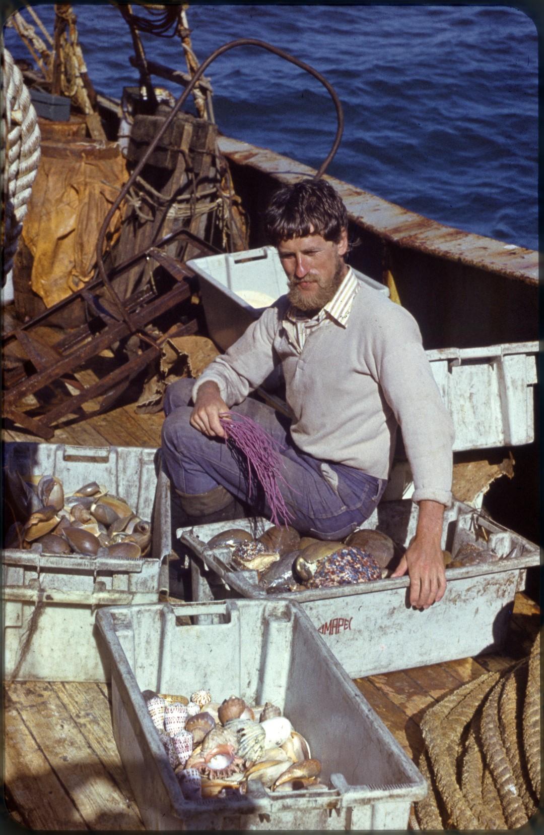 Ekspedicija Centriniame Rytų Atlante, 1975 m. | ljm.lt nuotr.
