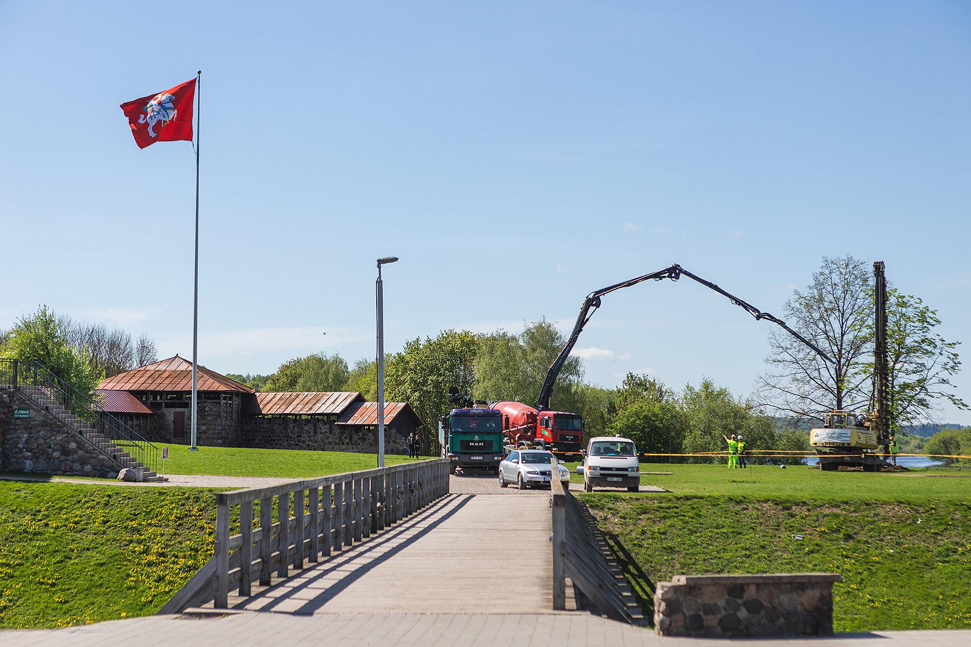 Vyčio kelias į Kauną: miestas pradėjo pasiruošimą | Kauno miesto savivaldybės nuotr.