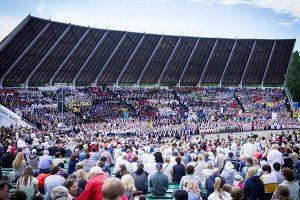 Artėja Lietuvos vakarų krašto dainų šventė, skirta Lietuvos valstybės atkūrimo šimtmečiui – Klaipėdoje | Rengėjų nuotr.