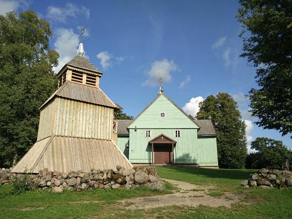 Kalnalio bažnyčia   Kelionių po Lietuvą portalas pamatykLietuvoje.lt nuotr.