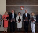 6 socialinių paslaugų darbuotojų profsąjungos pasirašė kolektyvinę šakinę sutartį su Socialinės apsaugos ir darbo ministerija   socmin.lt nuotr.