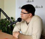 Tomas Baranauskas ir Vytautas Sinica   Alkas.lt nuotr.