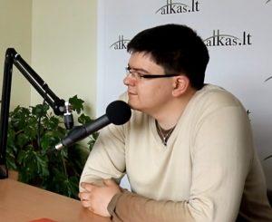 Tomas Baranauskas ir Vytautas Sinica | Alkas.lt nuotr.