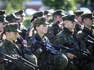 Lietuvos karo akademijoje įgyvendinama nauja karininko ugdymo sistema | I. Budzeikaitės (LK) nuotr.