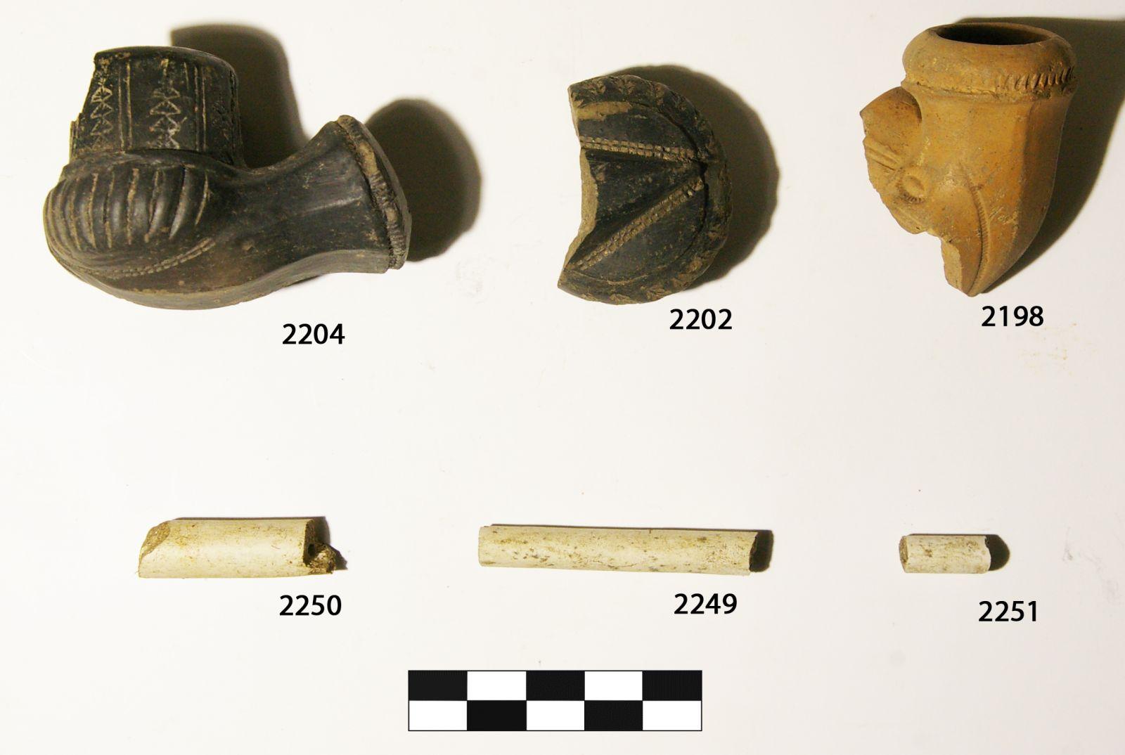 Archeologų radiniai | Rengėjų nuotr.