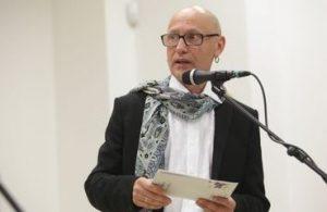 Žymus JAV lietuvių menininkas Ray Bartkus | MO muziejaus nuotr.