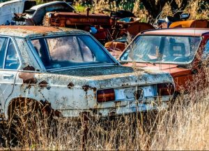 Seni automobiliai | am.lt nuotr.