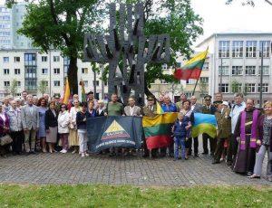 Kaune paminėtos 1941 m. Birželio sukilimo 77-osios metines | Rengėjų nuotr.