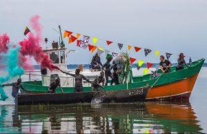 Žvejo šventė Juodkrantėjė | Liudviko Rėzos kultūros centro nuotr.