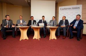 Klaipėdos dilema: kaip rasti kompromisą tarp uosto, miesto ir verslo | Klaipėdos miesto savivaldybės nuotr.