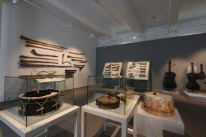 Lietuvos nacionaliniame muziejuje vykusi lietuvių tradicinių muzikos instrumentų paroda | Lietuvos nacionalinio muziejaus nuotr.