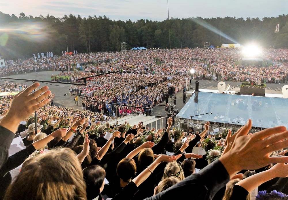 Dainų šventė prabils tūkstančių balsais | LNKC nuotr.