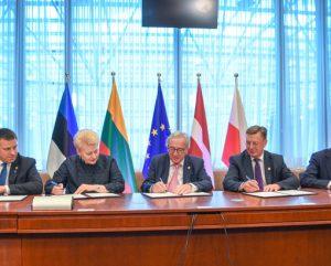 Lietuva išsivaduoja iš Rusijos energetinio žiedo | lrp.lt nuotr.