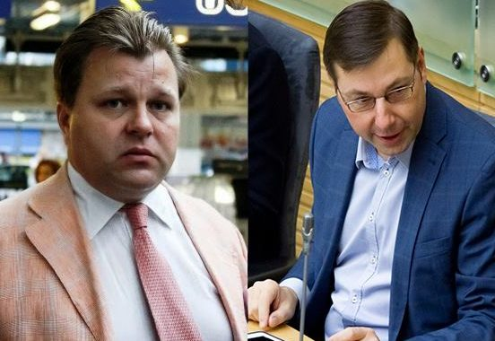 Mantas Adomėnas ir Gintaras Steponavičius | propatria.lt nuotr.