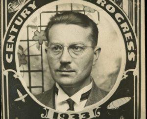 Gydytojas kolekcininkas kultūros veikėjas Aleksandras Mykolas Račkus | istorineprezidentra.lt nuotr.