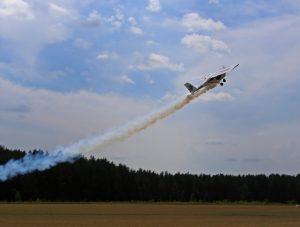 Ultra lengvasis lėktuvas | Alkas.lt, A. Sartanavičiaus nuotr.