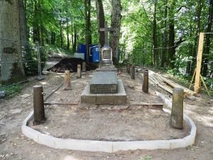 Aleksandro Puškino muziejaus senosios kapinės | kpd.lt nuotr.