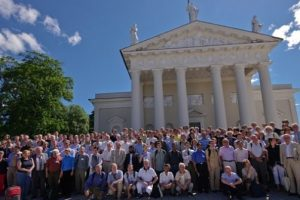 Pasaulinė matematikų konferencija | rengėjų nuotr.