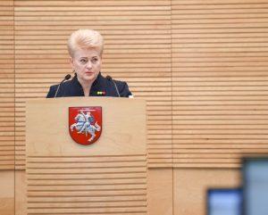 Prezidentė Dalia Grybauskaitė_lrs.lt