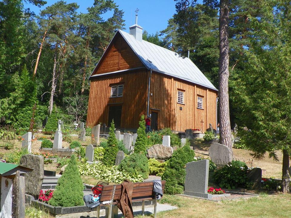 Rudesos bažnyčia | R. Jasukaitienės nuotr.
