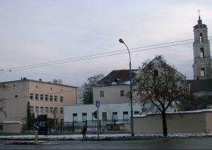 Šv. Jokūbo ligoninė | wikipedija.org nuotr.