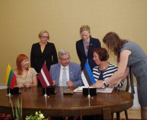 Trys Baltijos šalys pasirašė susitarimą dėl automatiško akademinio pripažinimo | smm.lt nuotr.