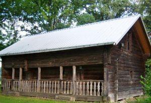 Vinco Kudirkos klėtelė Paežeriuose | wikimedia.org nuotr.