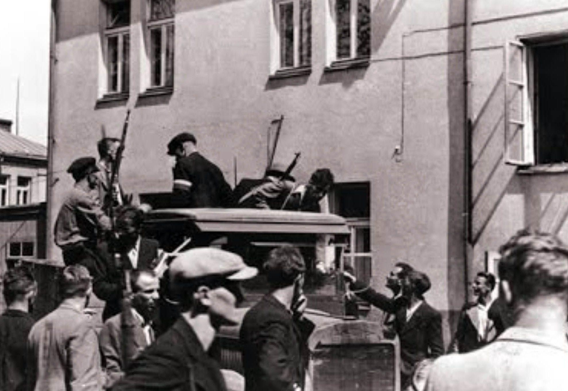 V. Sinica. Birželio sukilimas – pasididžiavimas, o ne kontroversija (video)  | Alkas.lt