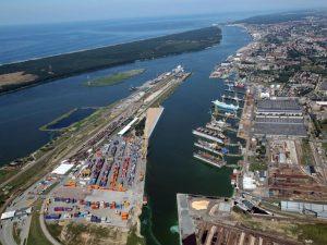 Klaipėdos uostas | Klaipėdo valstybinio jūrų uosto direkcijos nuotr.