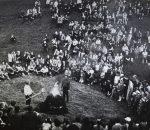 Rasos šventė Kernavėje 1969 m. | Archyvinė nuotr.