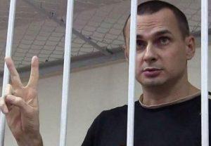 Rusijos teismas įkalino Olegą Sencovą 20 metų | twiter nuotr.