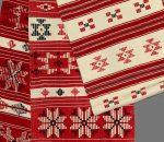 Tradicinis baltarusiškas rankšluostis   Krasnapolės apylinkės nuotr.