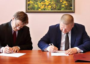 KTK ir VDU sieks profesinės magistrantūros | KTK ir VDU nuotr.