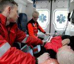 Pirmieji Lietuvoje kvalifikuoti Skubios medicinos medikai jau pradeda savo darbą   E.  Šemioto, Asociatyvi  nuotr.