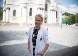Gydytoja Eglė Kazakauskaitė | asmeninė nuotr.