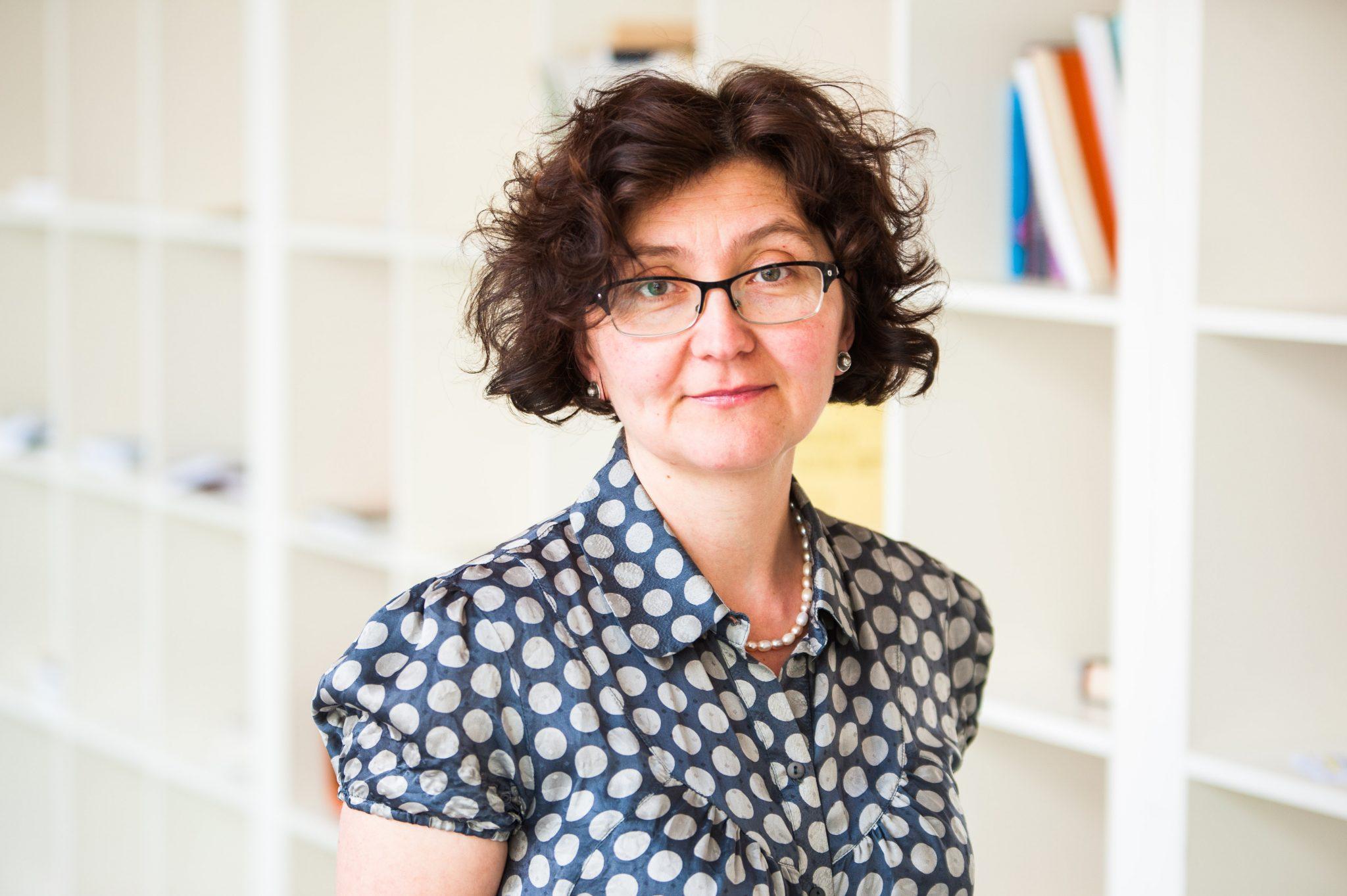VDU Sociologijos katedros profesorė, Nacionalinės mokslo premijos laureatė Aušra Maslauskaitė | Vytauto Didžiojo universiteto nuotr.
