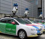 """""""Google Maps"""" """"Street View"""" automobiliai   įmonės nuotr."""