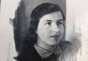 Mirė Lietuvos partizanė Liudvika Kaminskaitė – Kelpšienė (1930-2018) | Kauno Sąjūdžio nuotr.