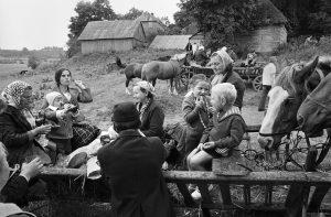 R. Pozerskis. Varsedziai 1976 | Lietuvos Respublikos kultūros ministerijos nuotr.