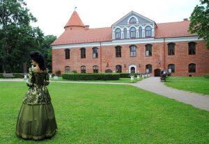 Raudondvario dvaro parkas – puiki vieta pasivaikščioti | Kauno rajono savivaldybės nuotr.