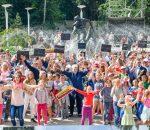 """""""Už saugią Lietuvą"""" vasaros susitikimai   lrp.lt nuotr."""