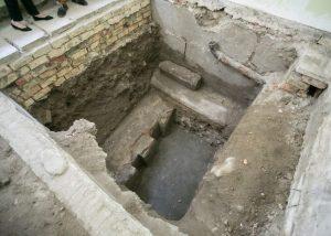 Vilniaus didžiosios sinagogos archeologiniai tyrinejimai | vilnius.lt nuotr.