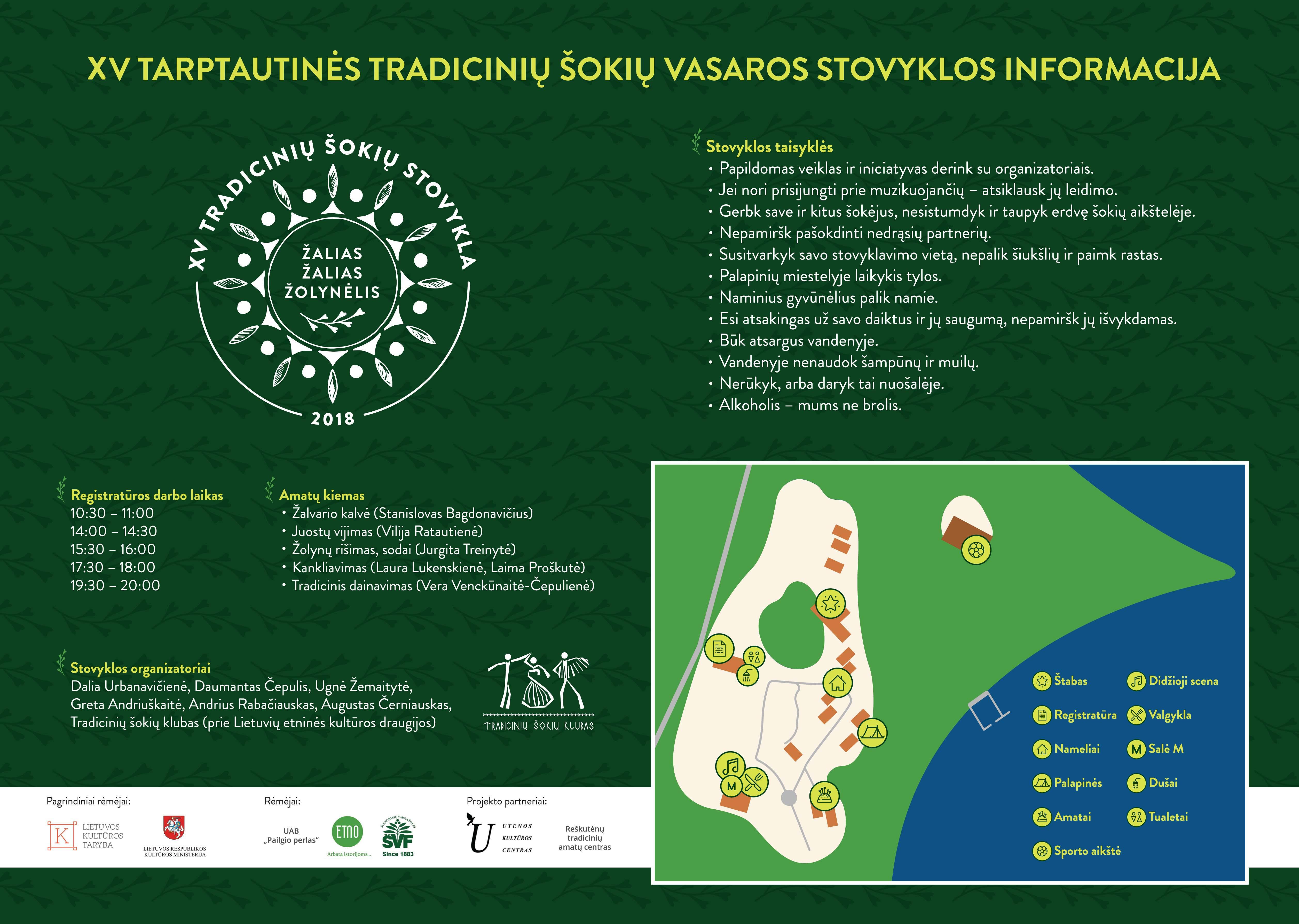 Plakatas-Žemėlapis SPAUDAI A3+3mm