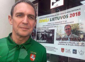 Arvydas Juozaitis | V. Kochanskytės nuotr.
